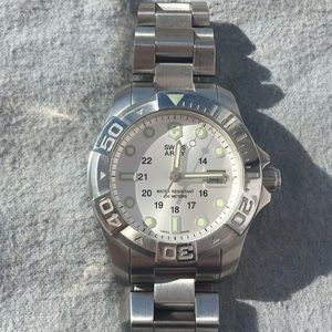 Swiss army water resistant watch